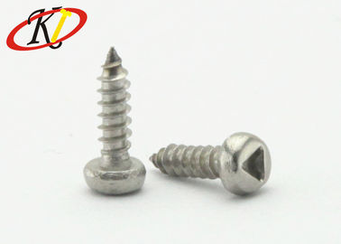China Stainless Steel Triangle Recess Security Self Tapping Screws for Metal fournisseur